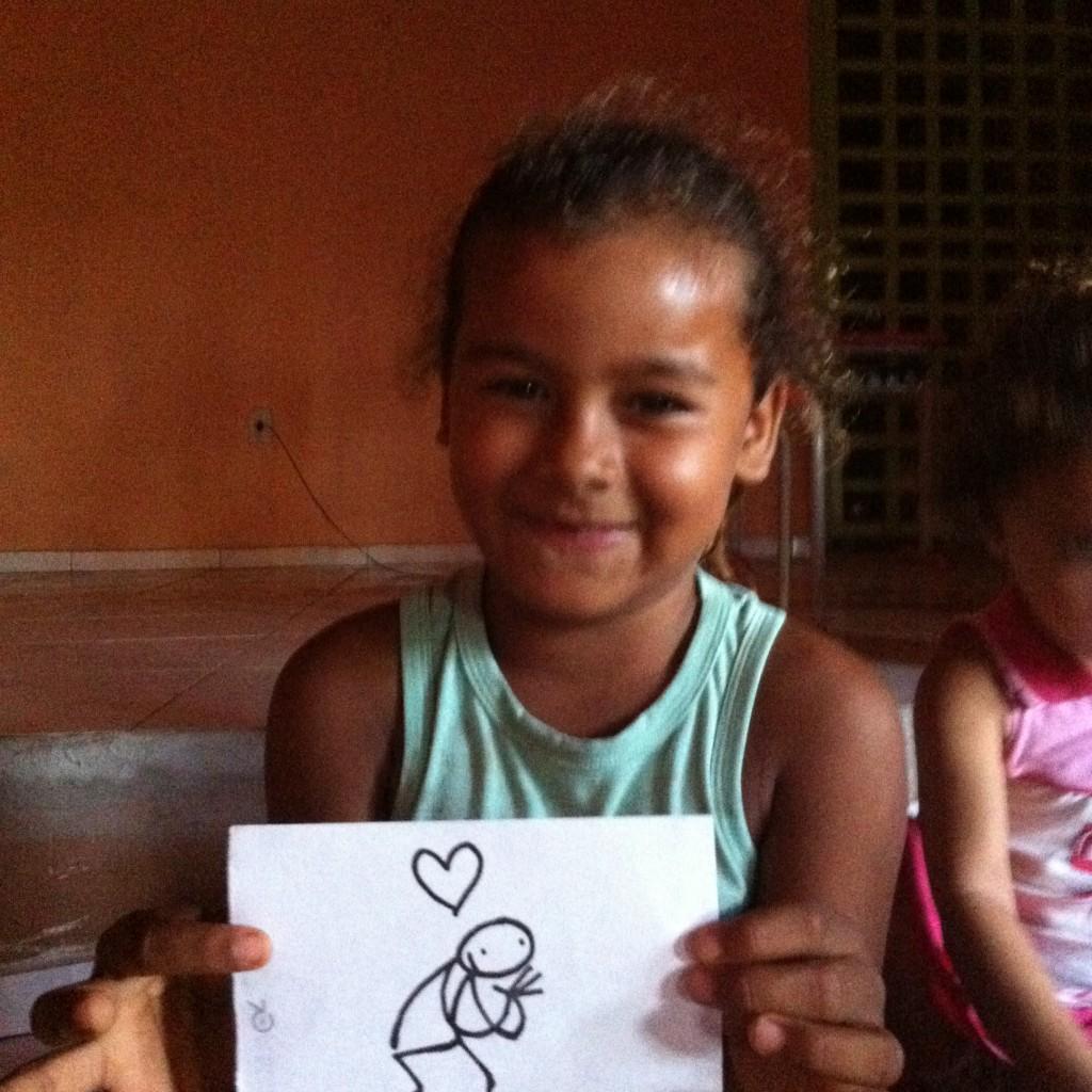 Elyx visits a local school in Redonda