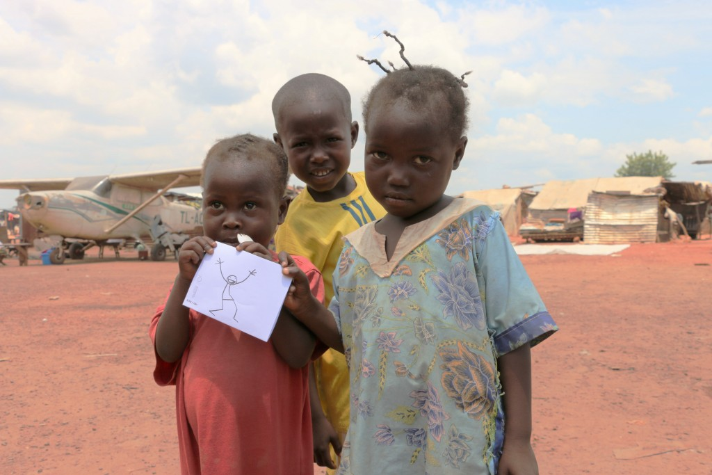 Elyx in the Central African Republic