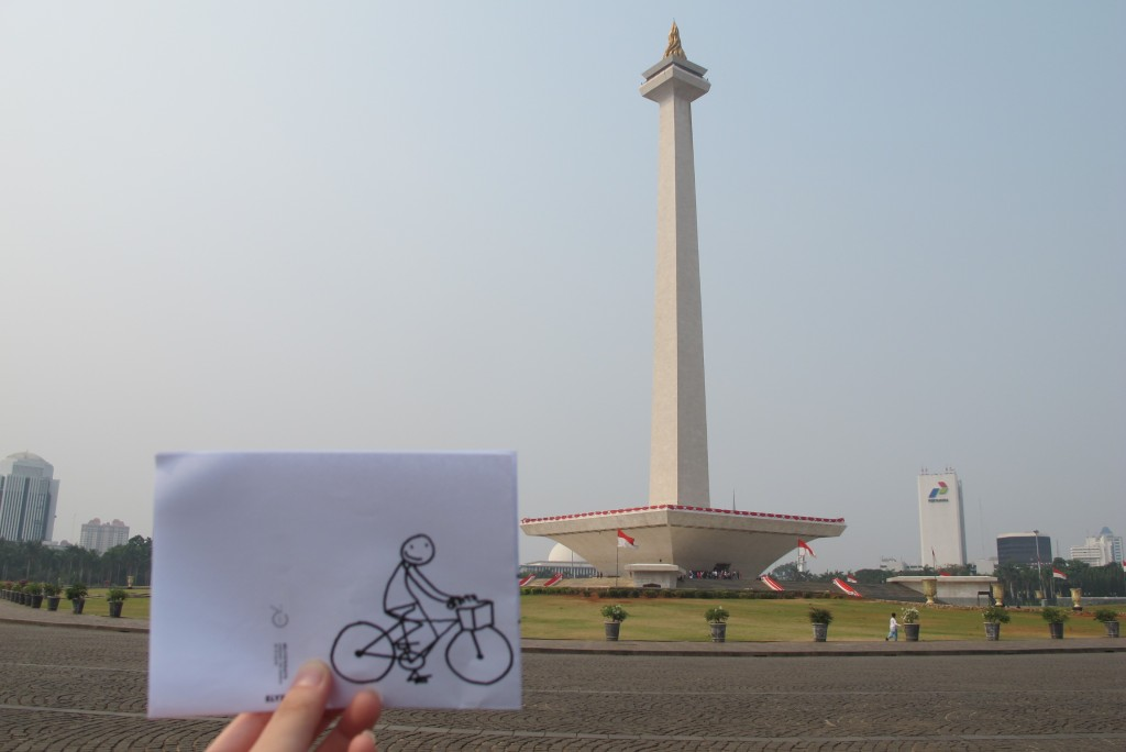 monas - cycling