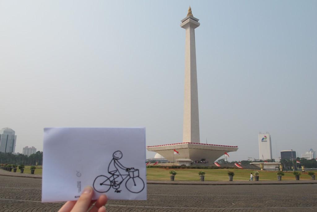 monas - cycling