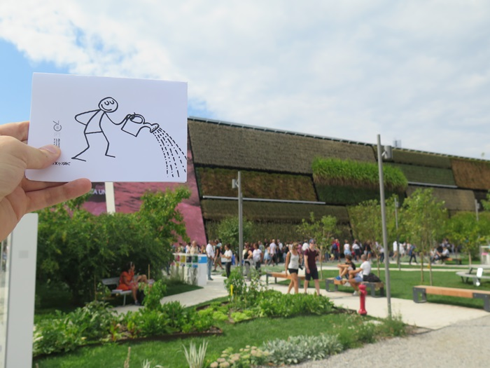Expo Milan Meilleurs Stands : Italy day elyx discovers the expo milan elyx around